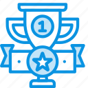 achievement, award, cup icon