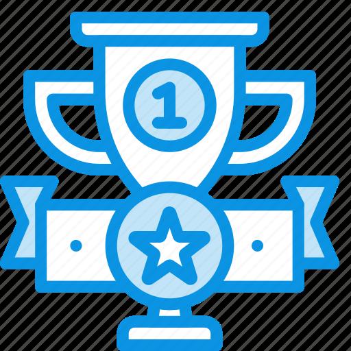 achievement, award, cup icon