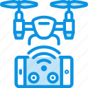 airdrone, control, drone icon