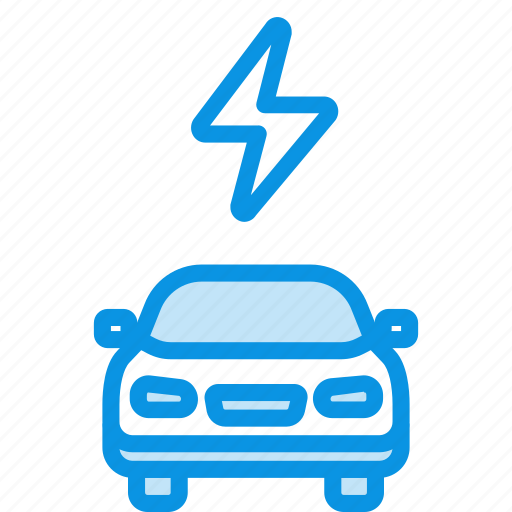 charge, electric, transport icon