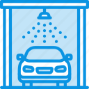 auto, car, wash icon
