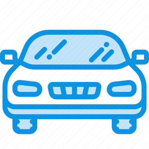Auto, car, front icon - Download on Iconfinder on Iconfinder