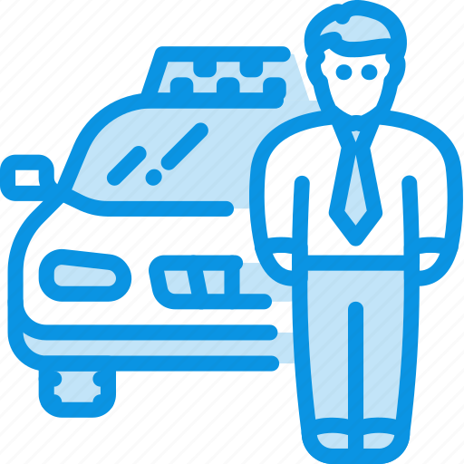 Car, driver, taxi icon - Download on Iconfinder