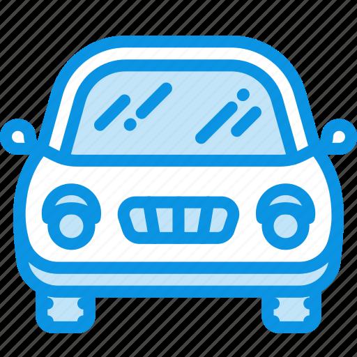 auto, beetle, transport icon