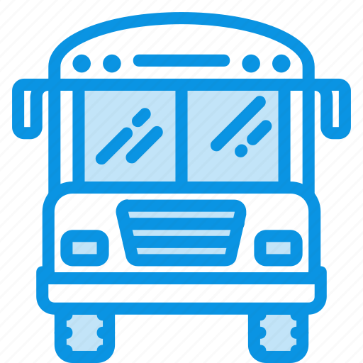 Bus, school icon - Download on Iconfinder on Iconfinder