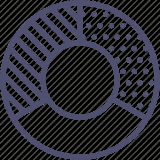 chart, diagram, economic, pie, schedule, statistic icon