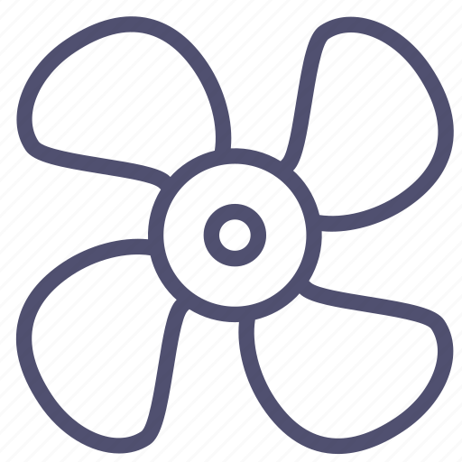 Blower, cooler, fan, ventilator icon - Download on Iconfinder