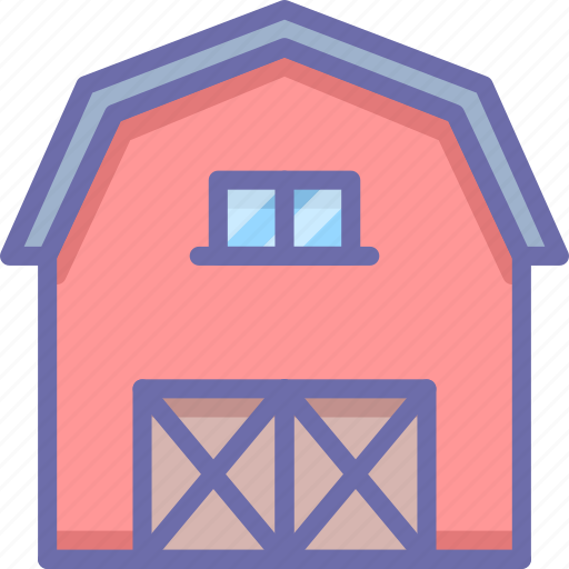agriculture, barn, storehouse icon
