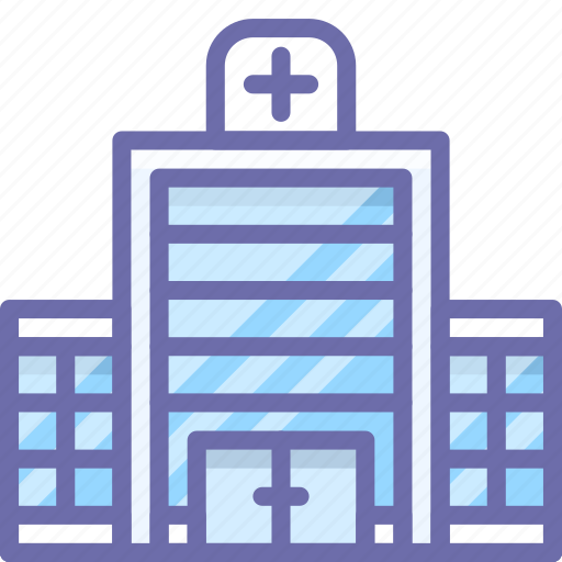building, clinic, hospital icon