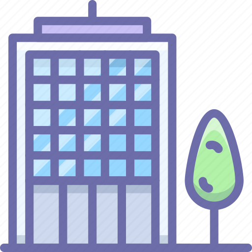 Company, office, skyscraper icon - Download on Iconfinder