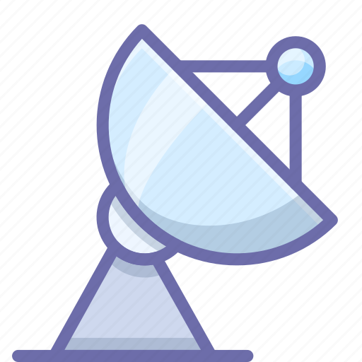 antenna, radar, satelite icon