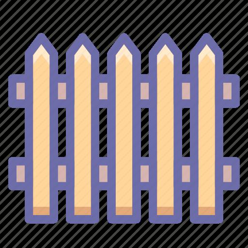 Fence, wood icon - Download on Iconfinder on Iconfinder