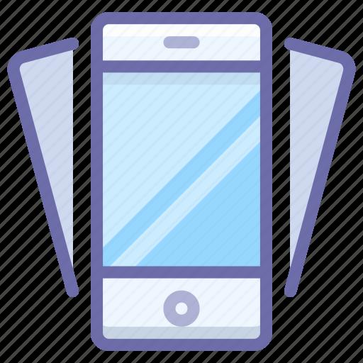 shake, smartphone, tilt icon