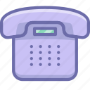 communication, landline, phone icon