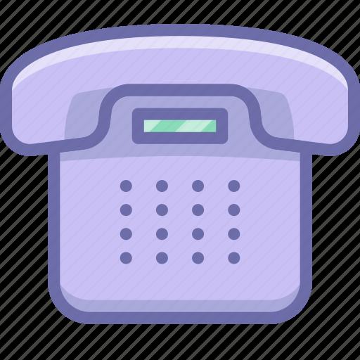 communication, landline, phone icon