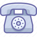 communication, phone, vintage icon
