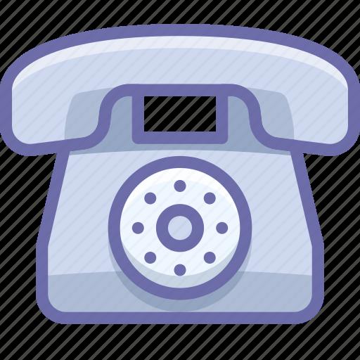communication, phone, vintage icon
