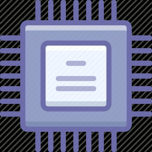 Chip, chipset, cpu icon - Download on Iconfinder