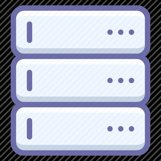 data, database, server icon