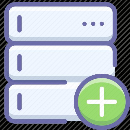 base, database, new icon
