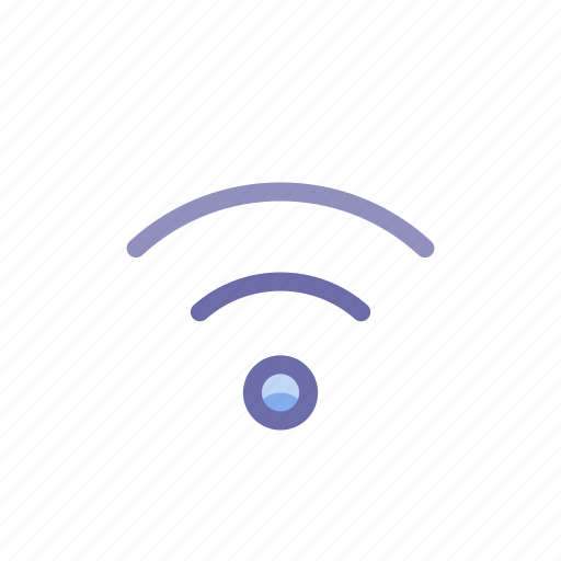 Connection, wifi, signal icon