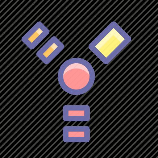 connection, fireware icon