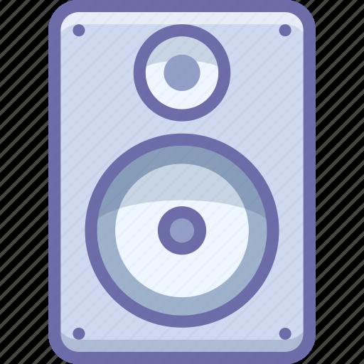 bass, monitor, speaker icon