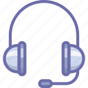 headphones, headset, support icon