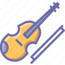 instrument, music, violin