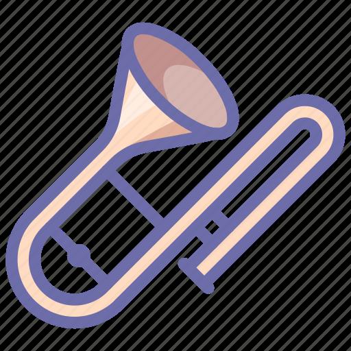 fife, instrument, music, trumpet icon