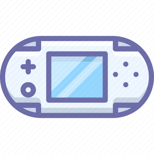 console, games, playstation, psp icon