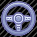 controller, game, wheel