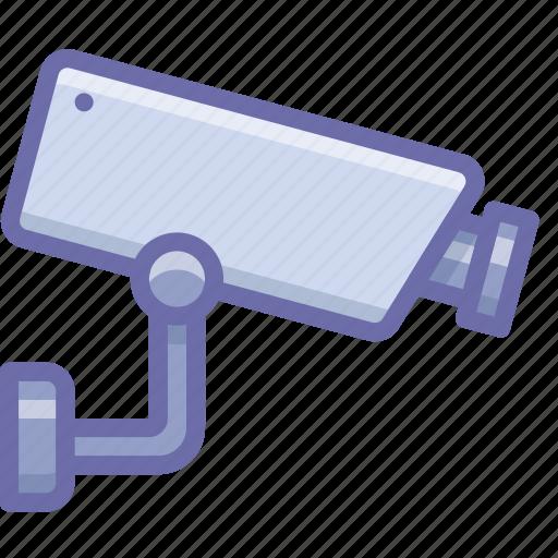 cam, security, surveillance, wall icon