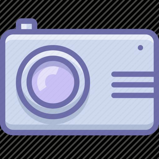 Photo, camera, digital icon