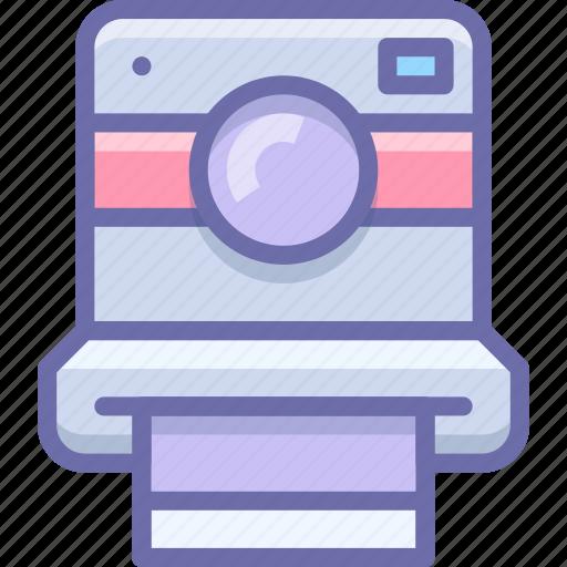 camera, hipster, photo, polaroid icon