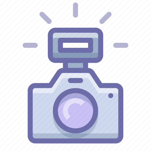 Camera, flash, photo icon - Download on Iconfinder