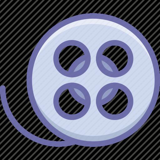 film, roll icon