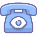 bigbrother, phone, spy icon