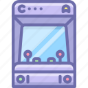 arcade, console, games, joystick, machine, retro icon