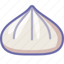 dumplings, hinkali, pelmeni icon
