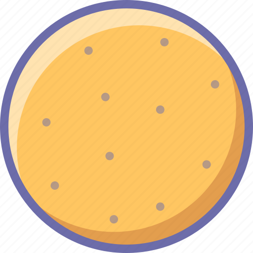 bread, food, pita icon