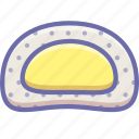 bread, butter, sandwich icon