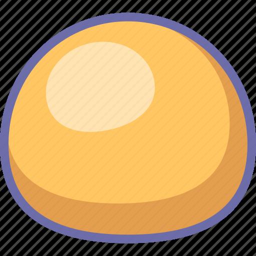 baking, bread, bun icon