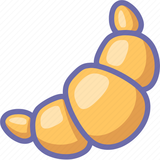 baking, croissant, food icon
