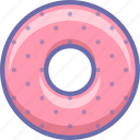 donut, donuts, food