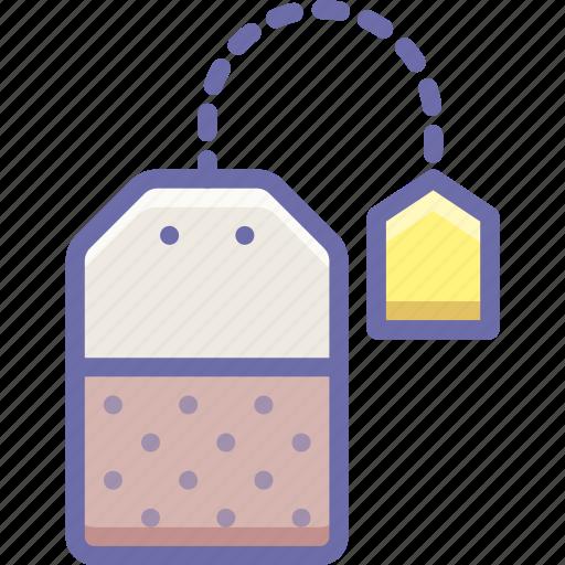 food, tea, teabag icon