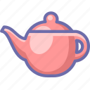 kettle, kitchen, teapot icon