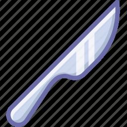 kitchen, knife, tableware icon
