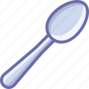 kitchen, spoon icon