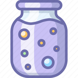confiture, jam, kitchen icon
